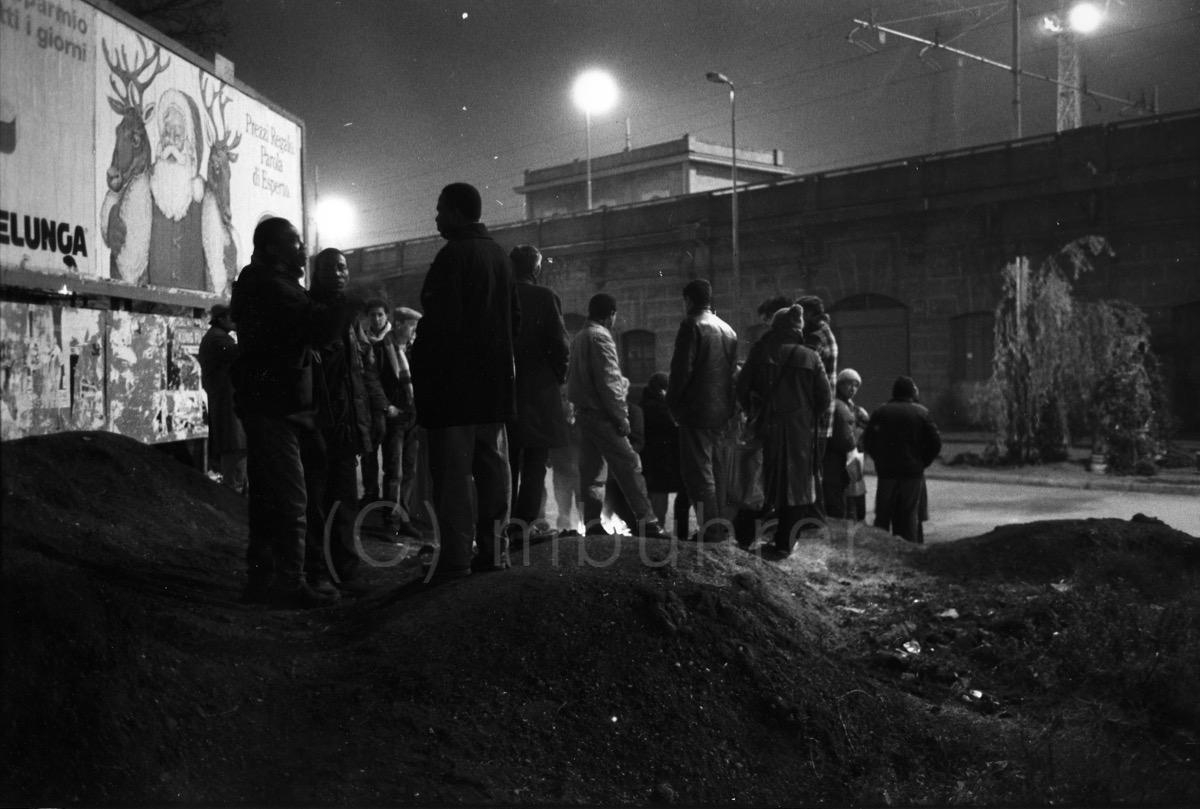 Milan (I), 18.12.1992